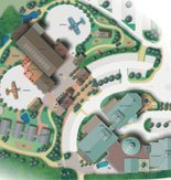 Detailed Master Plan for Burtonwood Theme Park and Hotel Development