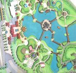 Concept Master Plan for Delta Valley Park