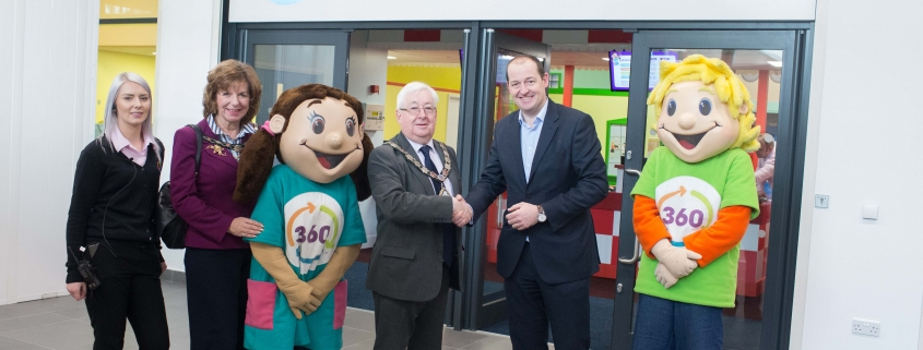 DP Leisure opens new 360 Play at Rushden Lakes
