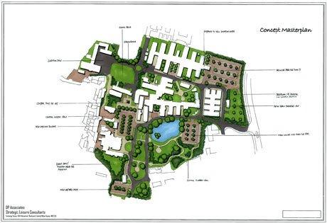 Bletchley Park Concept Masterplan